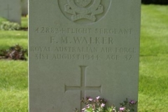 Grave of Frederic Murray Walker