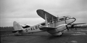 de Havilland Dragon Rapide G-ALBC