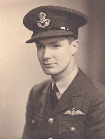 Flight Lieutenant Keith Fergus Arnold, Pilot of Lockheed Hudson AE640