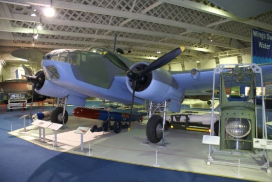 Bristol Beaufort at the Royal Air Force Museum, Hendon