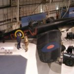 Boulton Paul Defiant Mk.I at the Royal Air Force Museum, Hendon