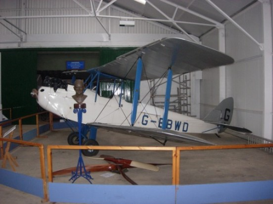 de Havilland DH60X Cirrus Moth