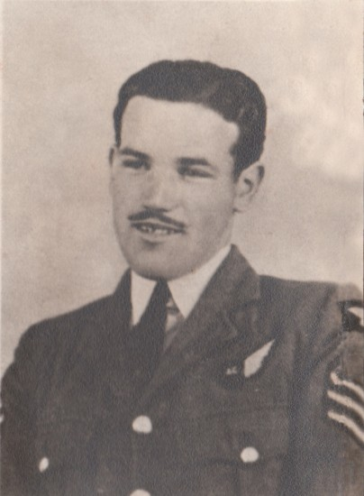 Sergeant Henry Brown Burnett, killed onboard Vickers Wellington Mk.IC DV600