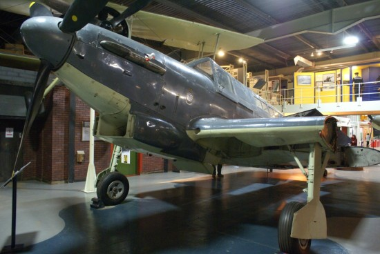 Fairey Fulmar at the Fleet Air Arm Museum, RNAS Yeovilton