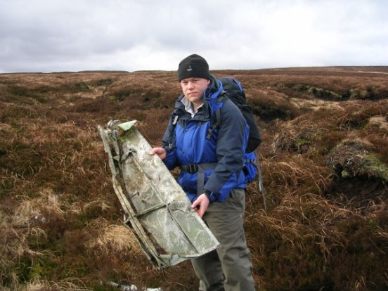 Mark Sheldon - Peak District Air Accident Research