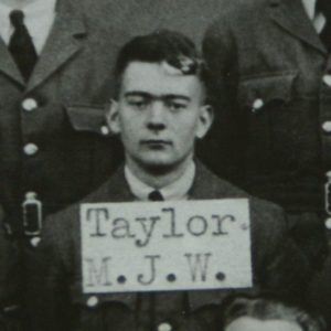 Leading Aircraftman Martin James Walton Taylor