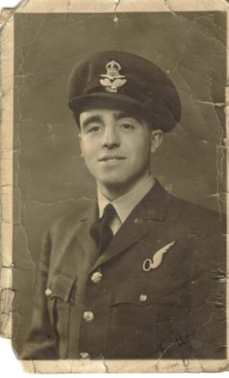 Pilot Officer Charles Douglas Brown, Bomb Aimer on Vickers Wellington Mk.IC R1011, crashed Birchen Bank moss, Bleaklow