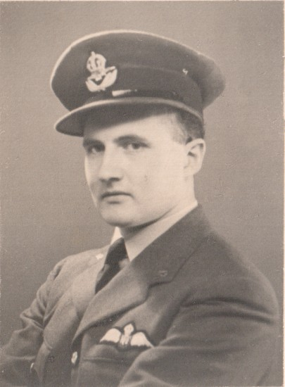 Flying Officer Anthony Winter Lane, pilot of Vickers Wellington Mk.IC R1011, crashed Brichen Bank Moss, Bleaklow