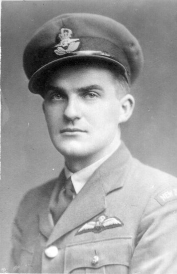 Flying Officer Archibald Douglas Vincent Forsyth, Royal New Zealand Air Force