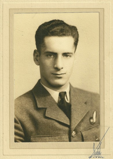 Flight Sergeant Louis Joseph Raymond Bechard