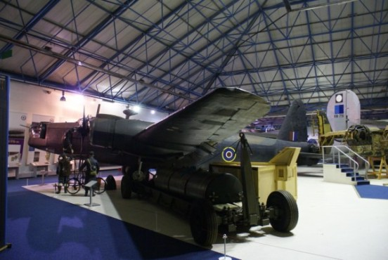 Vickers Wellington Mk.X at the Royal Air Force Museum