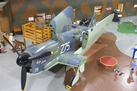 Fairey Firefly Mk.I at the Fleet Air Arm Museum, RNAS Yeovilton