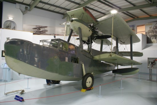 Supermarine Sea Otter at the Fleet Air Arm Museum, RNAS Yeovilton