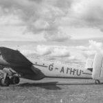 Handley Page Halifax C. Mk.8 G-AIHU
