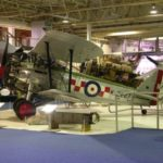 Bristol Bulldog at the Royal Air Force Museum, Hendon