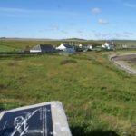 Crash site of Sunderland DV979 at Black Rock, Islay